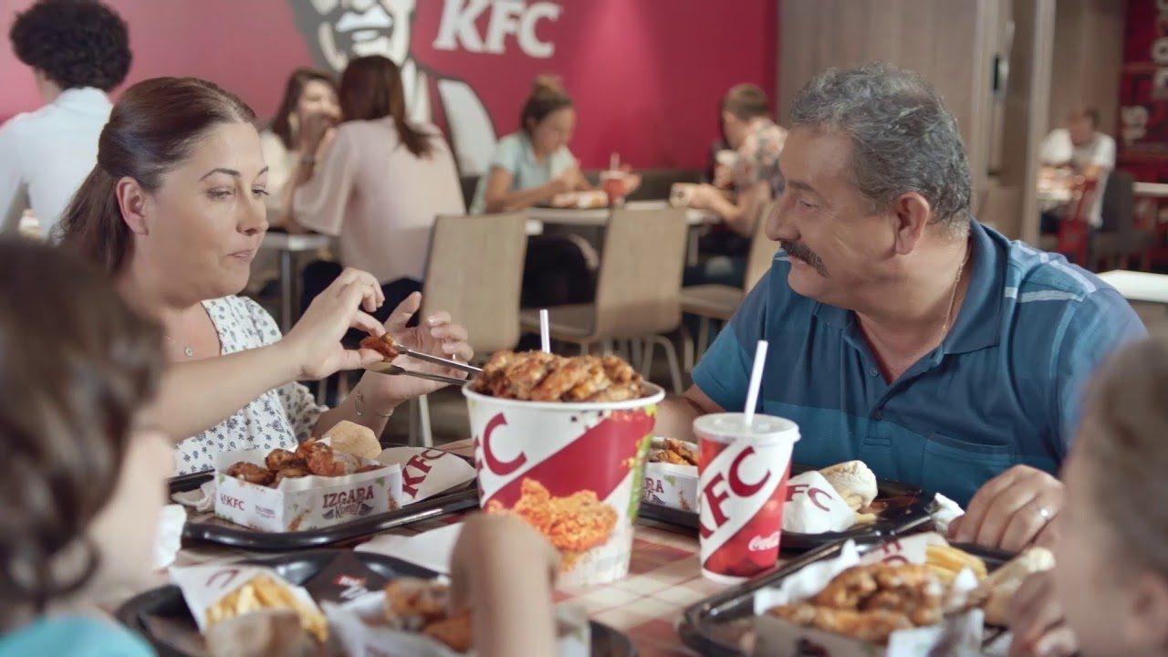KFC Izgara Kanat Reklam Filmi