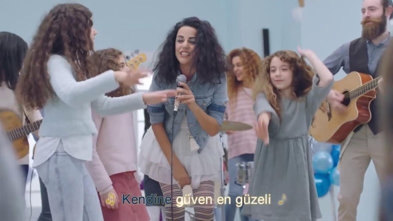 Dove Saçlarını Taçlandır Commercial