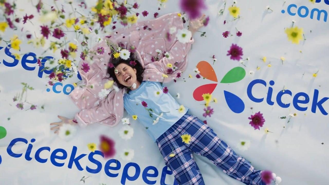 Çiçek Sepeti Cengiz Gibi Olma Reklam Filmi