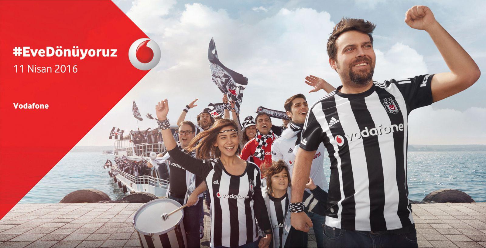 Vodafone Fotoğraf Çekimi