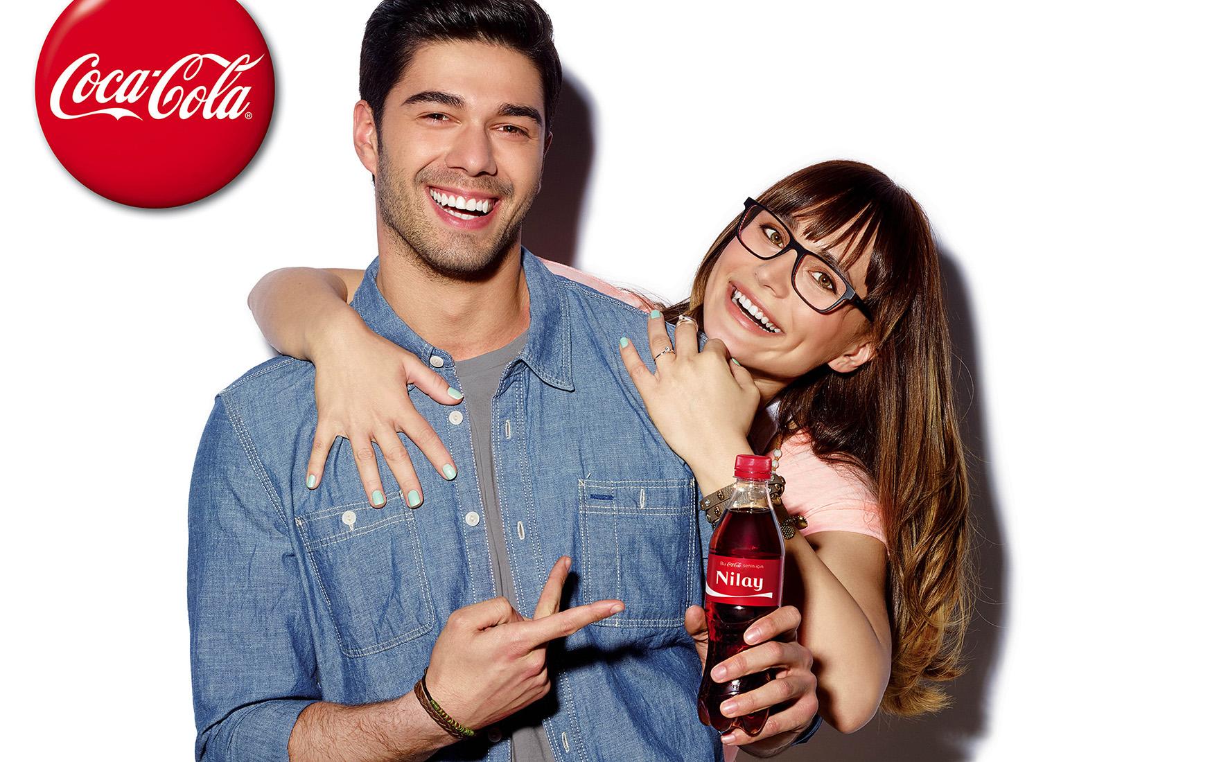 Coca Cola Fotoğraf Çekimi