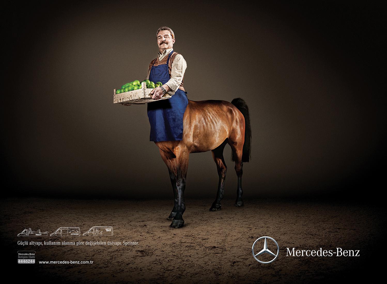 Mercedes Fotoğraf Çekimi